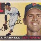 MEL PARNELL 1955 TOPPS #140 BOSTON RED SOX www.AllstarZsports.com