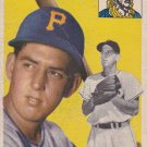 PAUL SMITH 1954 TOPPS #11 ROOKIE PITTSBURGH PIRATES www.AllstarZsports.com