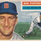 BOB PORTERFIELD 1956 TOPPS #248 BOSTON RED SOX www.AllstarZsports.com