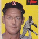 SID HUDSON 1954 TOPPS #93 BOSTON RED SOX www.AllstarZsports.com