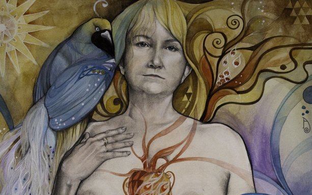 Custom Fine Art Portraits by Patricia Ariel