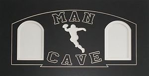 "Custom Double ""Man Cave"" Or ""Pool Room"" Photo Mat"