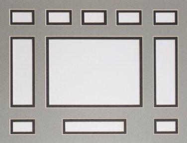 35 MM Film Cell Mat Mount Matting Double 11 x 14 #2