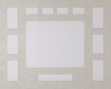 Custom Film Cell Mat Single 11 x 14 #14