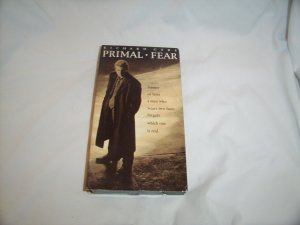 Primal Fear (1996) VHS
