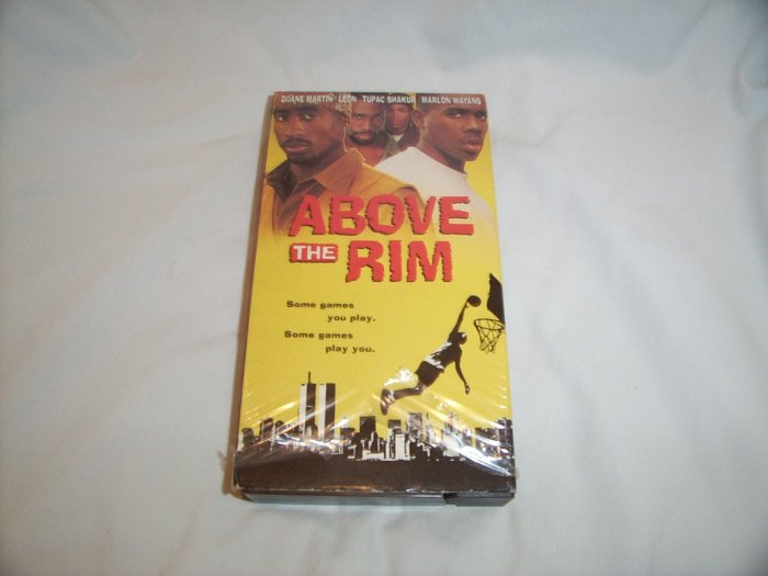Above the Rim (1994) VHS