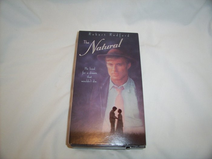 The Natural (1984) VHS