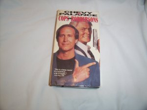 Cops And Robbersons (1994) VHS