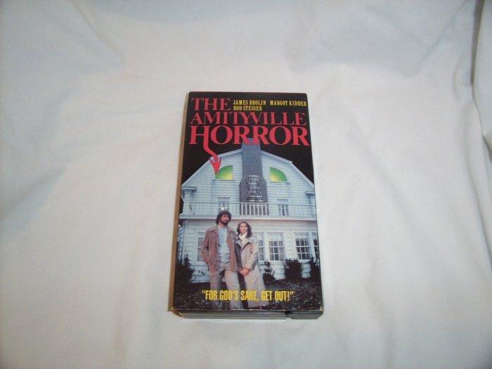 The Amityville Horror (1979) VHS