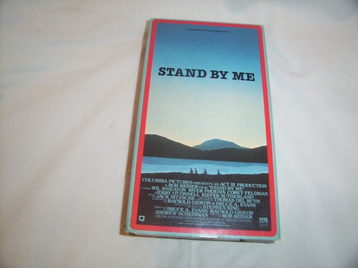Stand by Me (1986) VHS