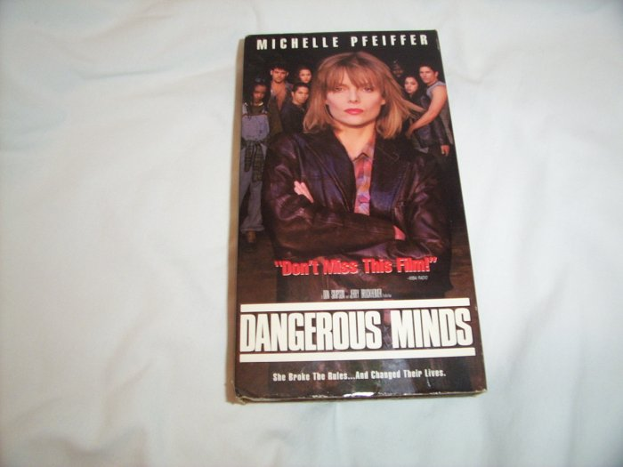 Dangerous Minds (1995) VHS