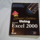 Special Edition Using Microsoft Excel 2000 (Softcover 1999)