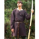 Huntingdon Medieval Brown Under Tunic – L/XL