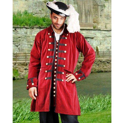 Captain Benjamin Coat � XX-Large