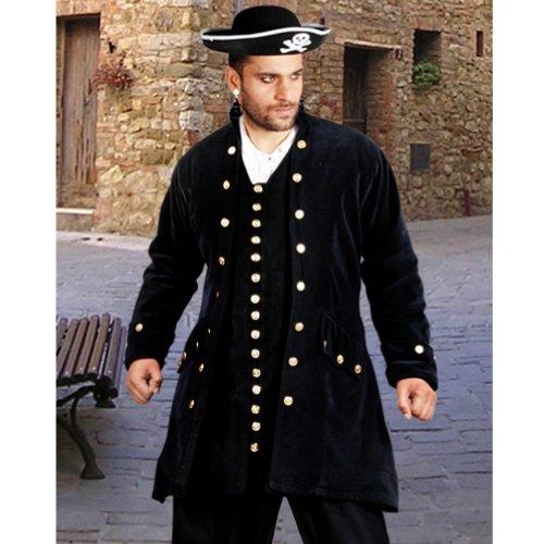 Captain De Lisle Coat � S/M