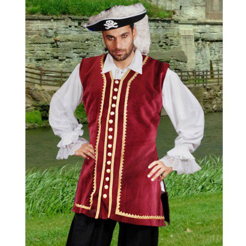 Captain Easton Vest � XXX-Large