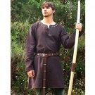 Huntingdon Medieval Brown Under Tunic – S/M