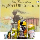 Hey! Get Off Our Train Paperback Book and Nesting Doll Set