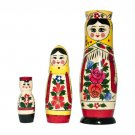 Semyonov Tall Girl 3pc. - 8""
