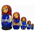 """Goose Classical Doll 5pc. - 6"""""""