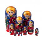 Polkhovski Maidan Doll 10pc. - 10""