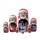 The Polar Express Nesting Doll – Doll Only - 7pc. - 8""