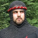 Blackened Mail Coif