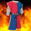 Knightly Tabard – Red/Blue