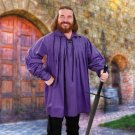 Swordsman's Shirt - Purple, X-Large