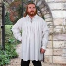 Swordsman's Shirt - White, X-Large
