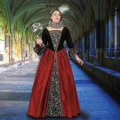 Commedia dell'arte Gown - X-Large