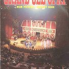 Grand Ole Opry Nashville TN Souvenir Show Program Country Music Autographed by Stu Phillips SC Book
