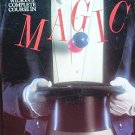 Professional MAGIC Complete How-To Course 300 Tricks By Mark Wilson Cards To Levitation HC Book