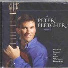 Peter Fletcher A PETER FLETCHER RECITAL 2005 Classical Guitarist Factory Sealed CD
