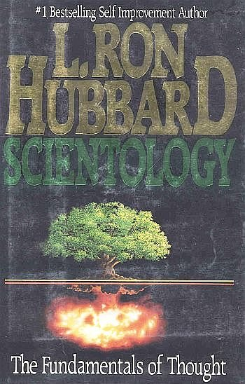 L. Ron Hubbard Scientology Fundaments Of Thought Religion Philosophy Change HCDJ Book
