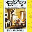 The New Decorators Handbook by Jocasta Innes Decorative Paint Techniques For Every Room HCDJ Book