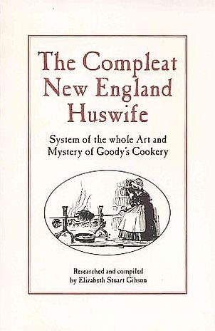 Colonial Day Recipe Collection English Flavor Roasted Boiled Baked Goodwife Cookery SC Cookbook