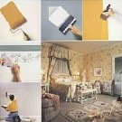 Ortho Books Painting And Wallpapering Designs Colors Layouts Finishes SC Book