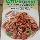 Weight Watchers Turn Around Program by Jean Nidetch WW Flex Plan Core Plan SC Cookbook