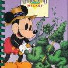 Disney's Gardening With Mickey by Ann Groom Design Secrets 1st Edition 1st Printing 1990 HC Book