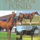 A Pocket Guide To Horses and Ponies by Corinne Clark Illustrated Juvenile Literature SC Book