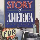 Reader's Digest Story Of America Our Nation Forging Uniting Leading USA 3 Tapes 3 Hours Sealed VHS