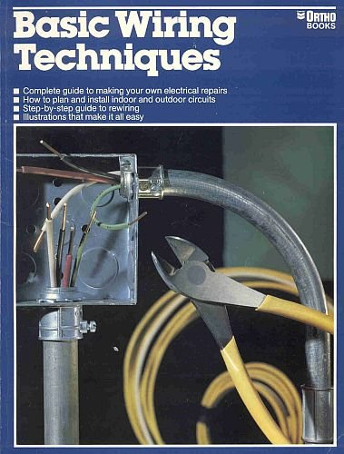 basic household electrical wiring techniques basic wiring techniques
