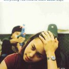 What's Up With Boys? Everything You Need to Know About Guys by Crystal Kirgissw SC Book