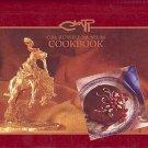 C.M. Russell Museum Huckleberry Coffee Cake, Prairie Beer Cake 1992 HC Cookbook