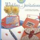 The Artful Bride Wedding Invitations Handmade A Stylish Bride's Guide SC Book