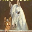 Album of Horses by Marguerite Henry Vivid Details Illustrations Highlight Every Page  SC Book
