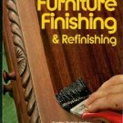 Furniture Finishing & Refinishing by Sunset Books New Life For Old Finish SC Book