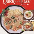 Campbell's Soup Quick and Easy Cookbook 200 color photos 150 Recipes 1993 HC