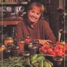 Pure And Simple An Introduction To The Joys Of Canning Alice Waters of Chez Panisse VHS TAPE